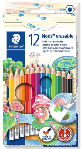 Staedtler Erasable Colored Pencils