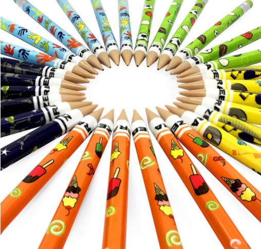 Zebra Funky Cadoozles Mechanical Pencils