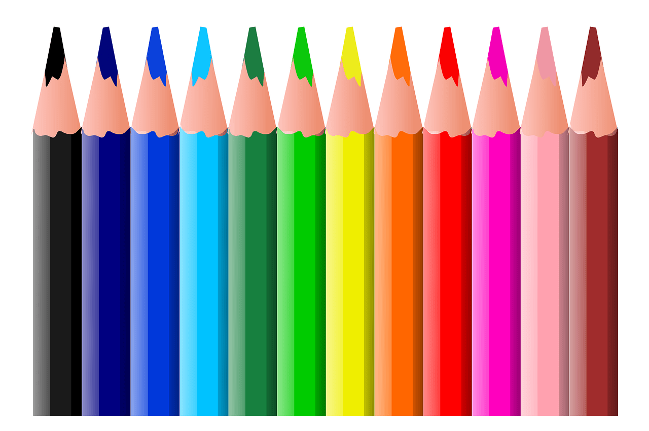 History of Colored Pencils
