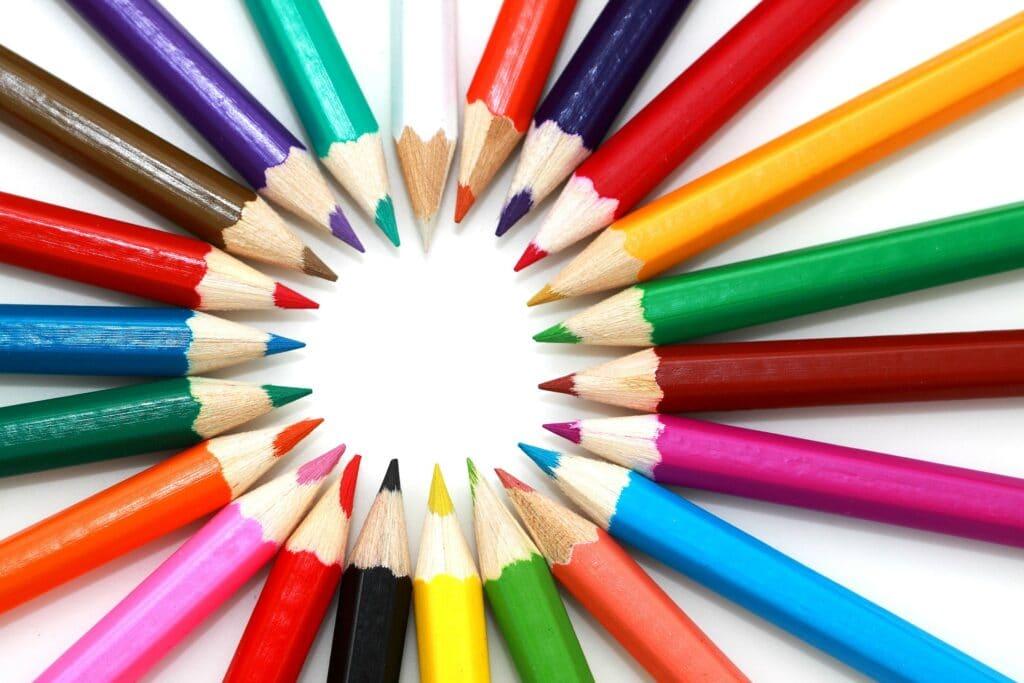 Colored Pencils vs. Markers: