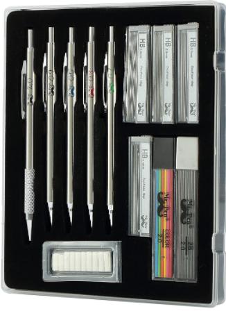 Mr. Pen- Metal Mechanical Pencils