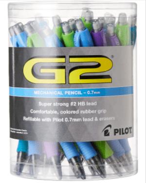 PILOT G2 Mechanical Pencils