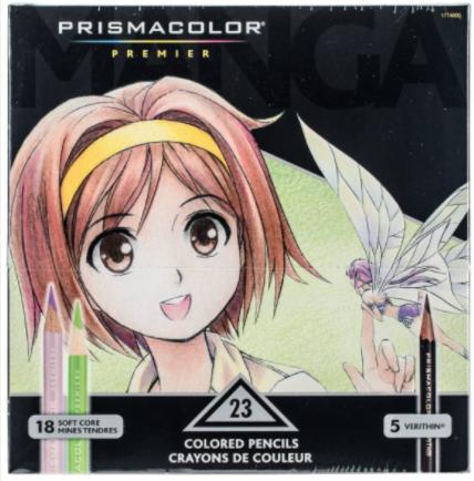 Prismacolor 1774800 Premier Colored Pencils