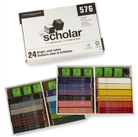 Prismacolor Class Pack Wood Colored Pencil