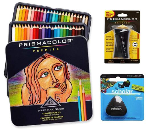 Prismacolor Quality Art Set - Premier Colored Pencils