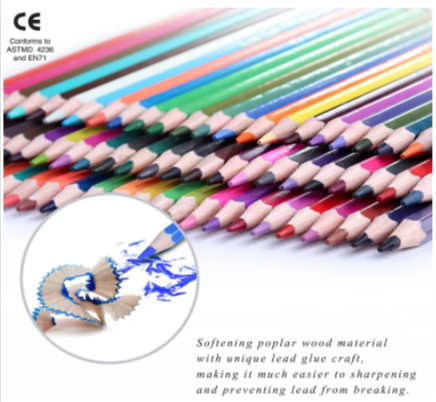 Art Colored Pencils Set for Drawing