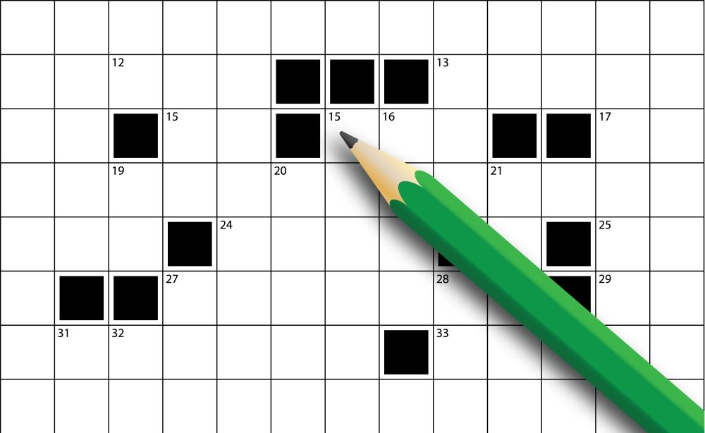 Best Pencils for Crossword Puzzles