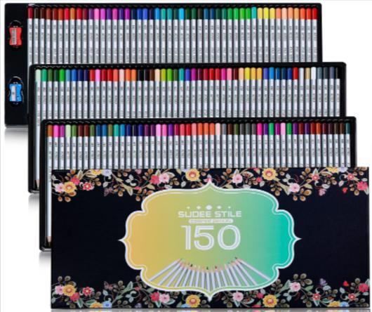 SUDEE STILE Colored Pencils