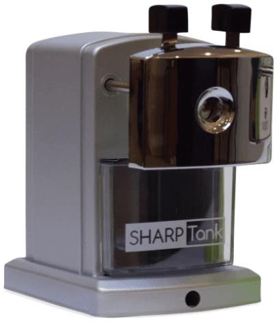 SharpTank Portable Pencil Sharpener