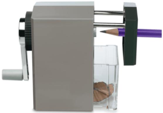Swordfish 40100 Ikon Desktop Manual Pencil Sharpener